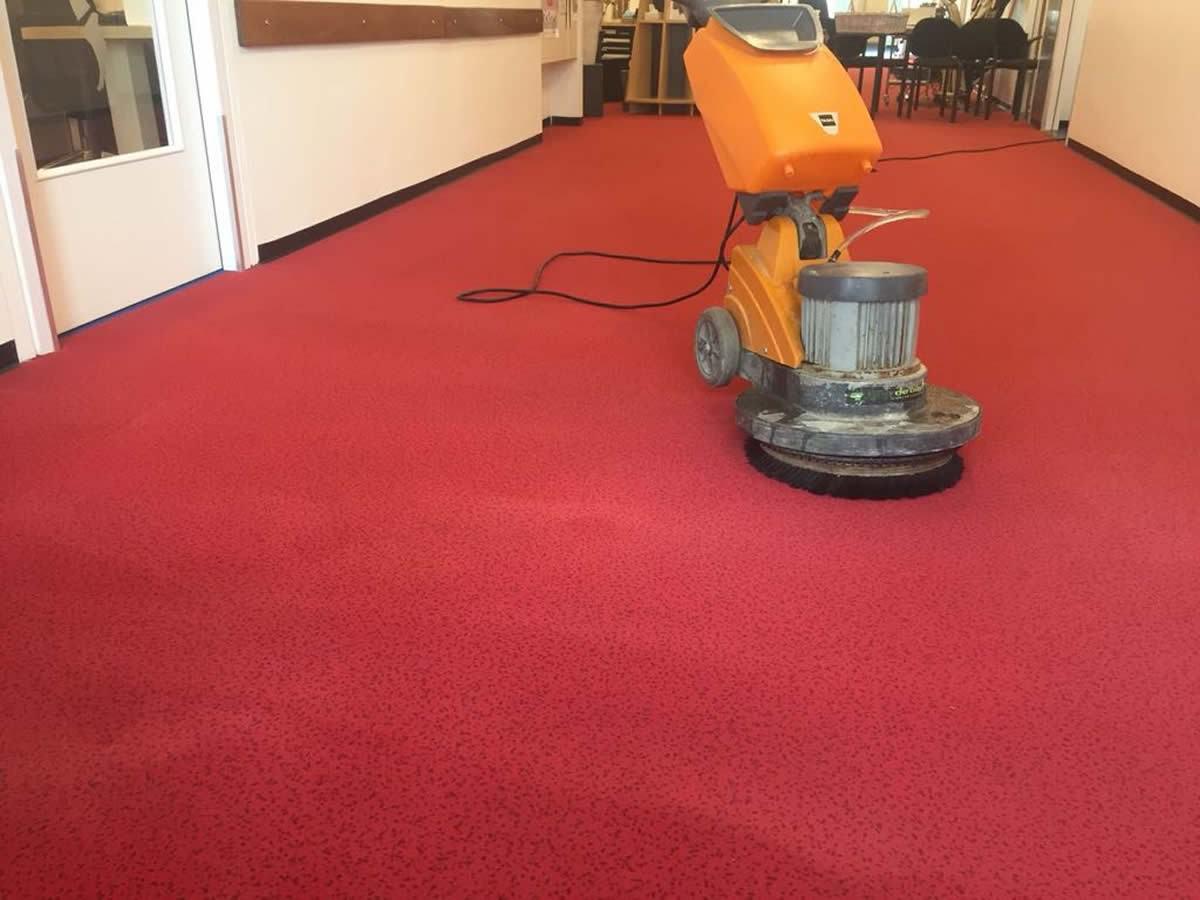 Tapijt Reinigen Apeldoorn : Flotex vloerbedekking reinigen bij fysiotherapie mantinghcentrum