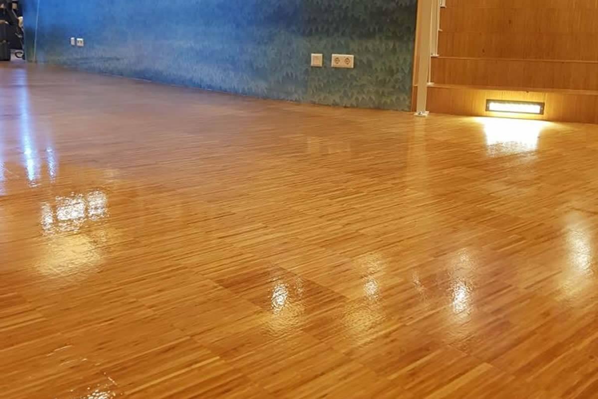 Pvc Vloeren Assen : Vloerrenovatie bamboe vloer rijkswaterstaat assen
