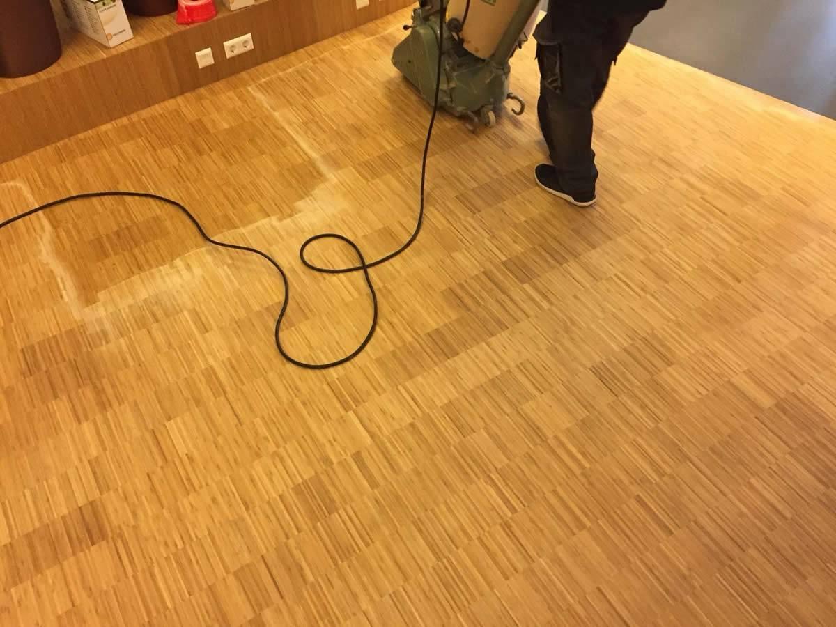 Bamboe vloer onderhoud: bamboe vloer wat zijn de mogelijkheden
