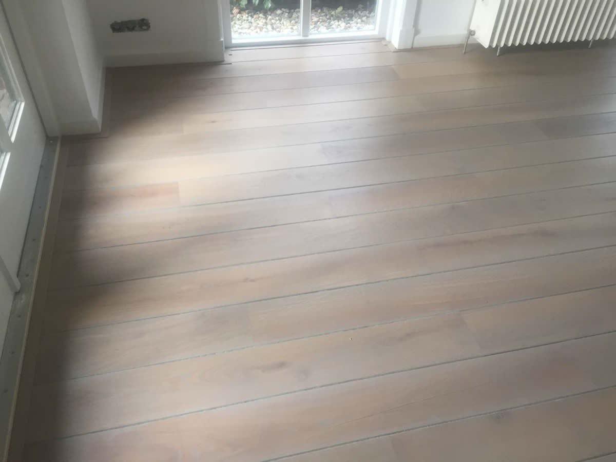 Eiken Vloer Schuren : Eiken houten vloer schuren en oliën